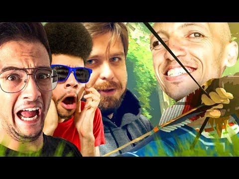 A VINGANÇA DO LOBINHO    Jogando com Damiani ft. Rik &a Dino
