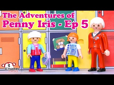 The Adventures of Penny Iris - Ep 5 The Case of the Missing Ipod!  Choose Penny's Next Adventure!