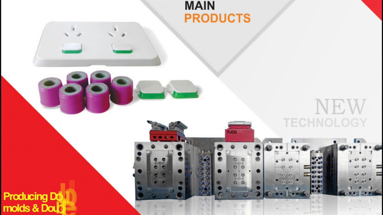 About us - MIDA Precision Mold - Mold Maker - Plastic Parts