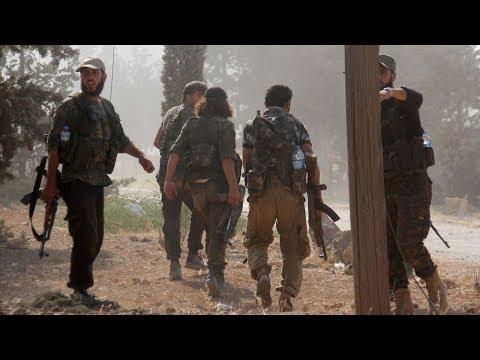 أخبار عربية | مواجهات #تحرير_الشام وأحرار الشام تصل الى ريف حلب  - نشر قبل 2 ساعة