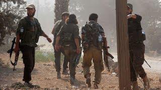 أخبار عربية   مواجهات #تحرير_الشام وأحرار الشام تصل الى ريف حلب