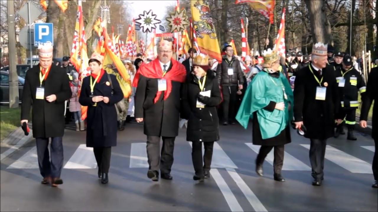 Rekordowy Orszak Trzech Króli 2018 w Puławach
