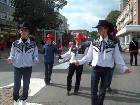 le dancing power shoy mon groupe de country