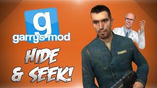 GMod Hide & Seek! - Reverse Hiding, Corner Trapped, Breaking Legs & More (Garrys Mod Funny Moments)