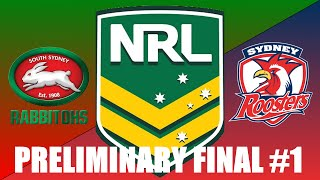 Rugby League Live 2 | 2014 NRL Preliminary Final | Rabbitohs vs Roosters