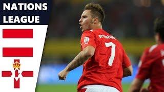 Österreich - Nordirland | 3. Spieltag | Nations League 2018 Prognose/Tipp