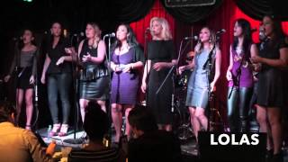 """Lolas Sing Joy Williams """"woman (oh Mama)"""""""