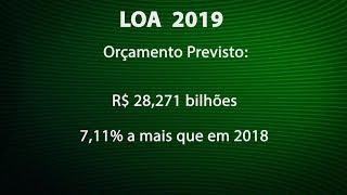 Aprovado em plenário o orçamento 2019