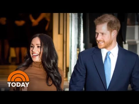 Prince Harry Breaks His Silence About Stepping Back From Royal Duties | TODAY