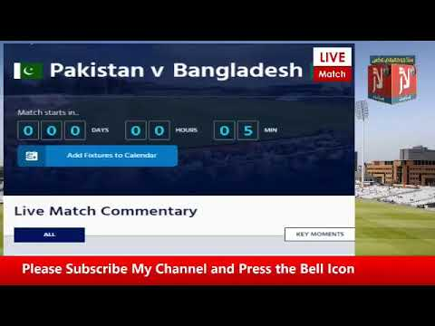 PTV Sports Laar TV Live Cricket Match Today Pakistan vs Bangladesh World Cap Match