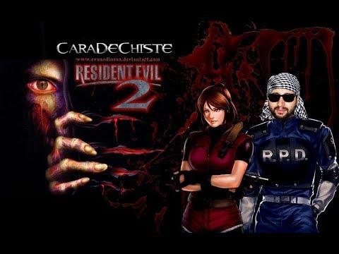 Resident Evil 2 HD - Gameplay Español