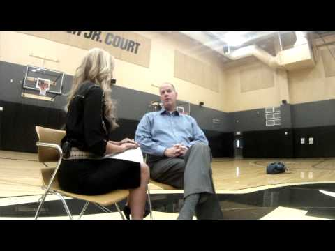 Mile High Sports Show:  Interview with Colorado head basketball coach Tad Boyle