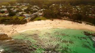 Jervis Bay   Drone Footage