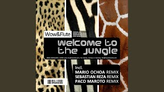 Welcome To The Jungle (Acapella Remix)