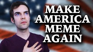 MAKE AMERICA GREAT AGAIN (YIAY #240)