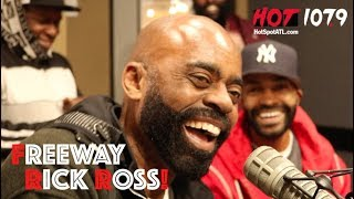 Freeway Rick Ross: Moving 21 Keys Daily, Tekashi 69, New Movie