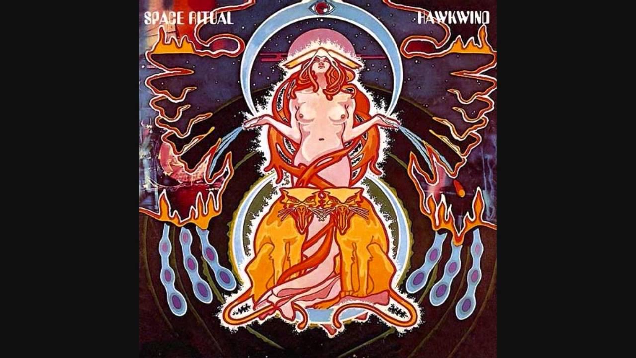 Hawkwind Space Ritual