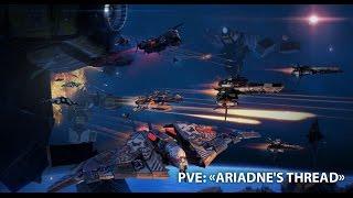 New mission 'Ariadne's thread