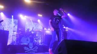 Parkway Drive - I Watched (Live Palace Theatre, Melbourne 22/9/13)