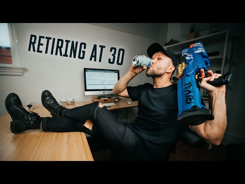 How to retire in your 30s... and why?