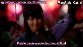 MV 4MEN Thorn Love Empress Ki기 OST Part 1 Sub español