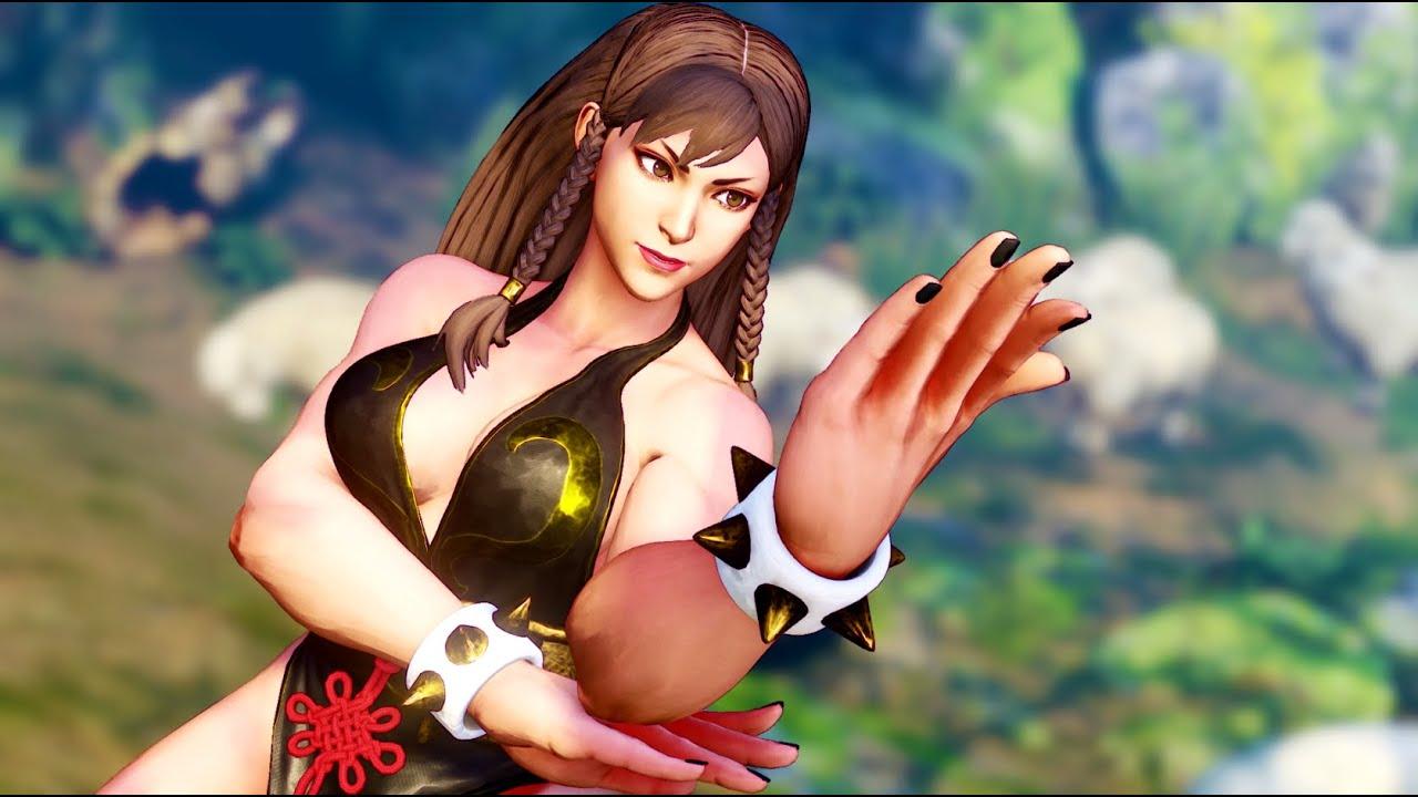 Street Fighter V Battle Costume Trailer Cammy Ryu M Bison Chun Li