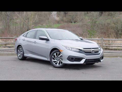 2016 Honda Civic EX Review - AutoNation
