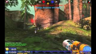 "Unreal Tournament 2004 ""Godlike"" maxed graphics 4K / 2160p Walkthrough PART 26 - Serenity (BR)"