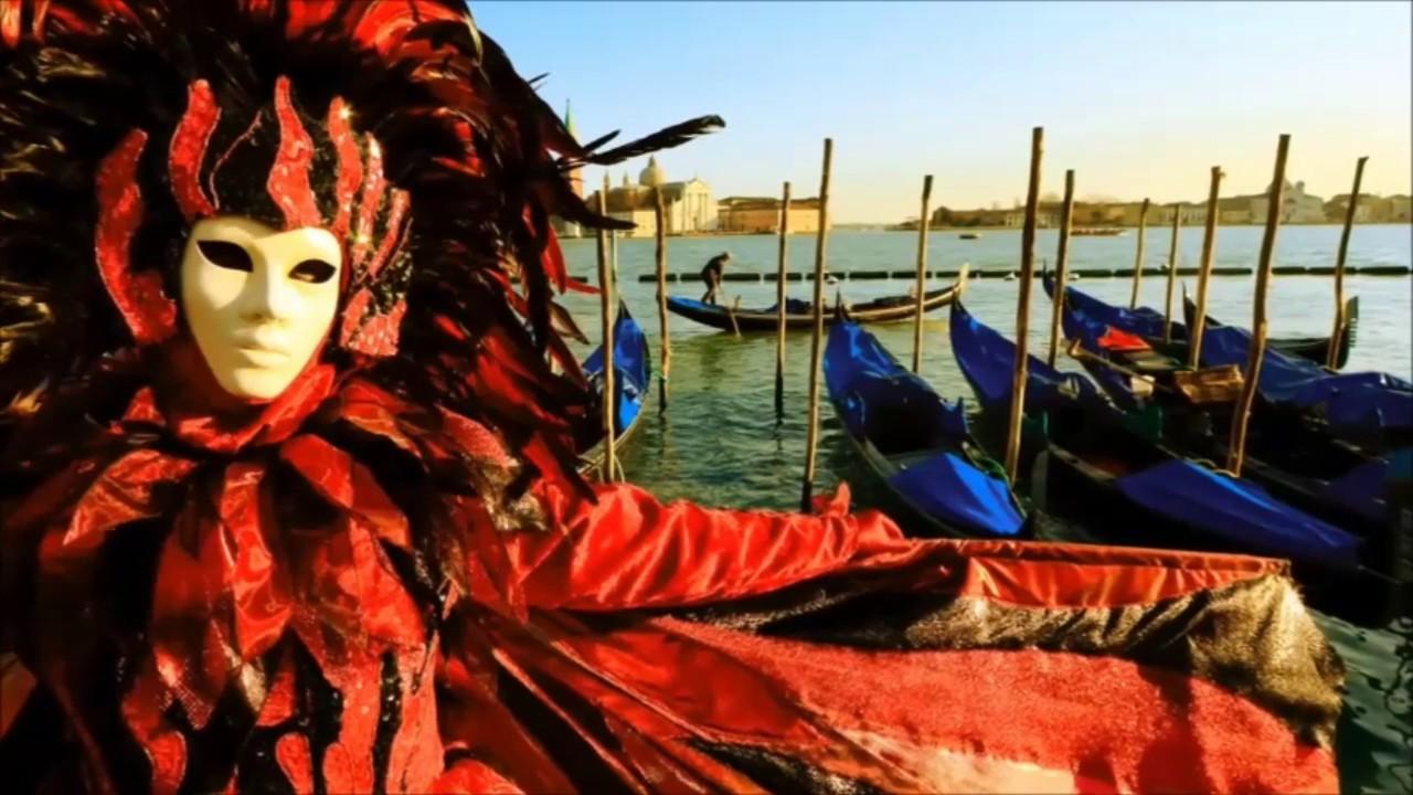 carnevale di venezia 2017 - youtube