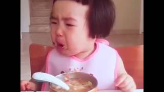 小蛮吃货xiaoman foodie小満食通 Lunch is a picture if he didnt eat for breakfast午饭又是好像早饭没吃饱似的