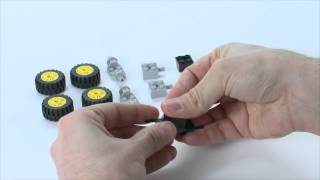 Mini Speedster to Monster Truck - LEGO Creator - Designer Tips