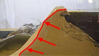 Dam Breach Experiment: Failure of a Model Dam