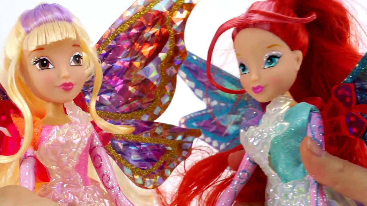 Будинок іграшок ❤ любящие родители покупают игрушки героев мультфильма винкс флора, стелла, блум, муса, аиша и текна у нас!. ☎ 0( 800)30-11-30, (044)377-71-33.