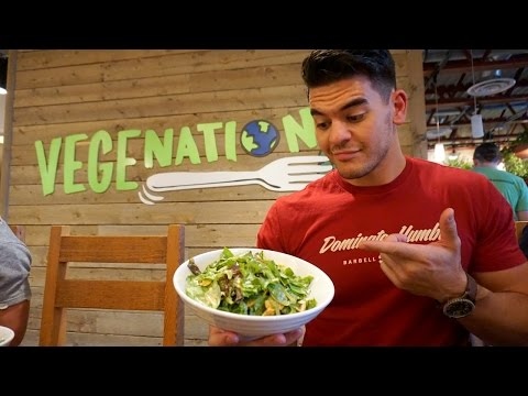 The Expo, First Vegan Experience, & Taking Top 5    2016 Mr. Olympia Part 2