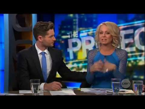Carrie Bickmore breaks down over brain cancer