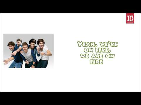 One Direction - Happily (Lyric Video)