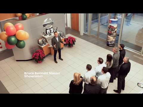 Holiday Bonus I Bruce Bennett Nissan TV Commercial