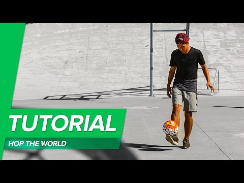 Hop The World - Learn How To Freestyle With PWG #6