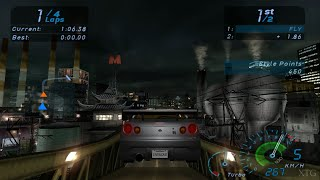 Need for Speed Underground Last Race PS2 Gameplay HD