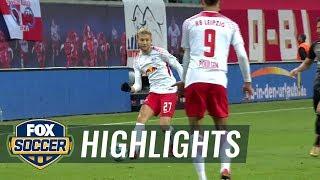 Rb Leipzig Vs. Fsv Mainz 05 | 2017-18 Bundesliga Highlights