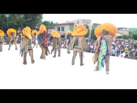Huitzuco Danza De Los Tlacololeros Antiguo Baile De Guerrero