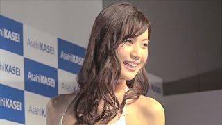 旭化成は16日、2017年のグループキャンペーンモデルに、埼玉県出...