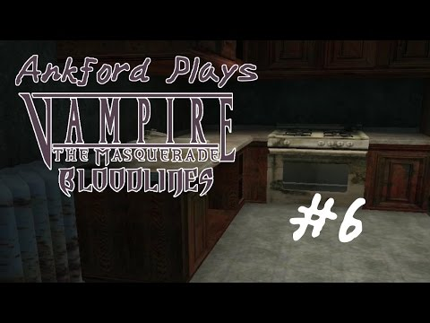 EXPLORING SANTA MONICA   Vampire The Masquerade - Bloodlines Blind   Part 6