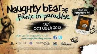 Naughty Bear Panic in Paradise Sunbeam Official Gameplay Trailer