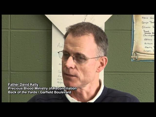 2010 NHS Neighborhood Leadership Award - Father David Kelly Travel Video