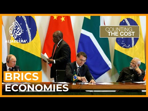Have the BRICS moved the centre of economic and political power?   Counting the Cost