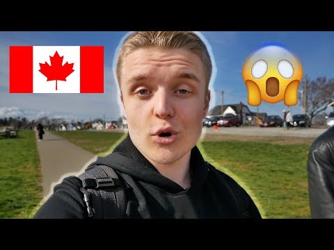 Жизнь в Канаде 2019 - ЧТО МЕНЯ ШОКИРОВАЛО ПОСЛЕ ИММИГРАЦИИ В КАНАДУ? Виктория Британская Колумбия