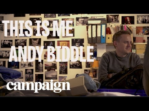 This Is Me: Andy Biddle, Stop Motion Animator