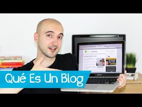 Qué Es Un Blog (y para qué sirve)