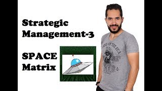 MBA Free Lessons-Strategic-3 / SPACE Matrix شرح